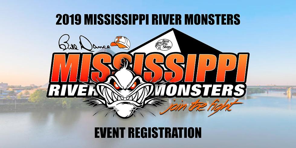 2019 Mississippi River Monsters Tournament