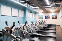 Rowing Fitness Room