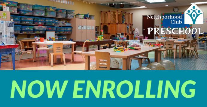 NC Preschool Now Enrolling!