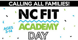 NC FIT ACADEMY DAY!