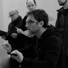 Omer Frenkel conducts