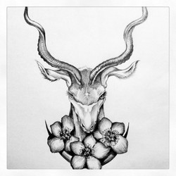 gazelle tattoo