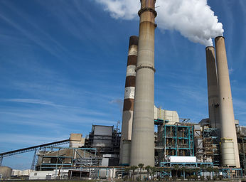 Coal Fired Power Plant Feeders, Exhaust Fly Ash, Recycling, Wastewater