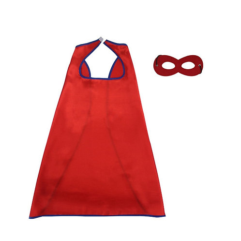 Soccer Hero Capes with Mask