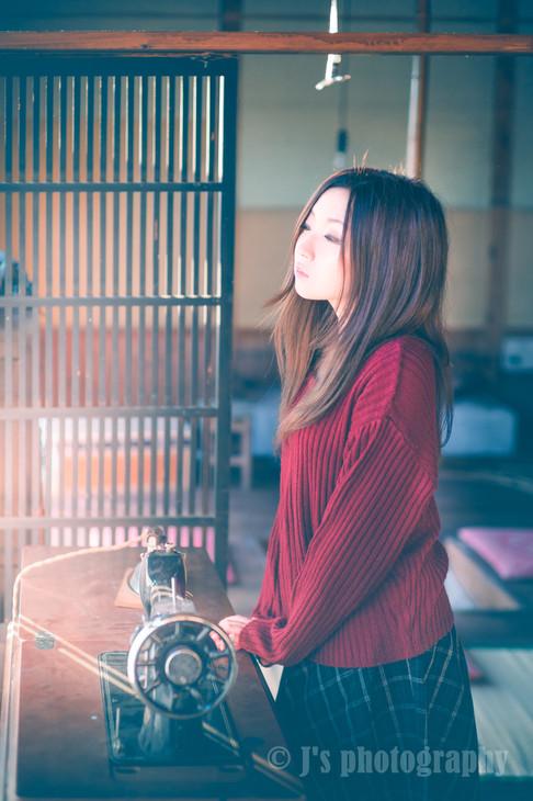 in Frame : らいあ
