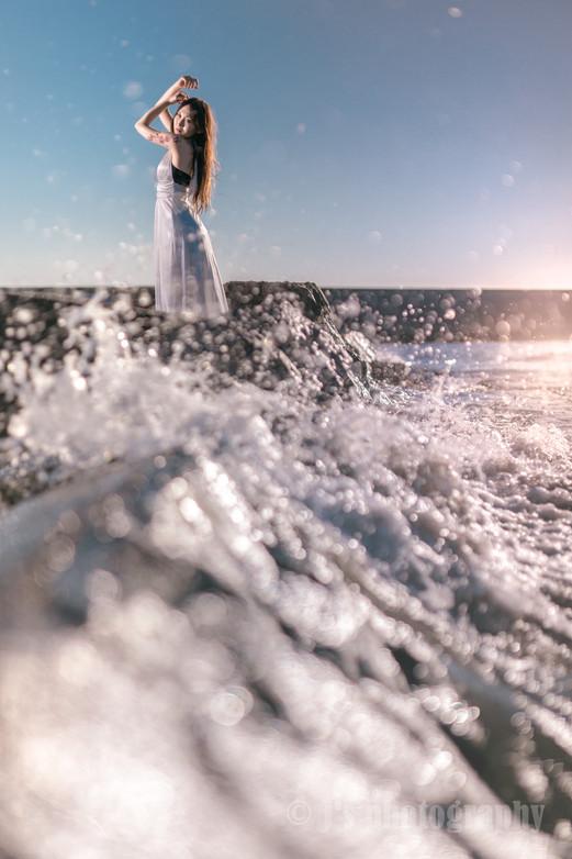 splash dress