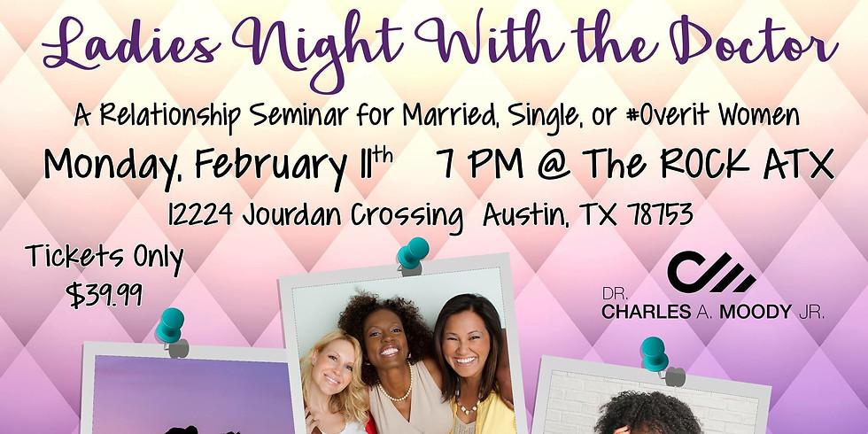 Ladies Night Out Relationship Seminar