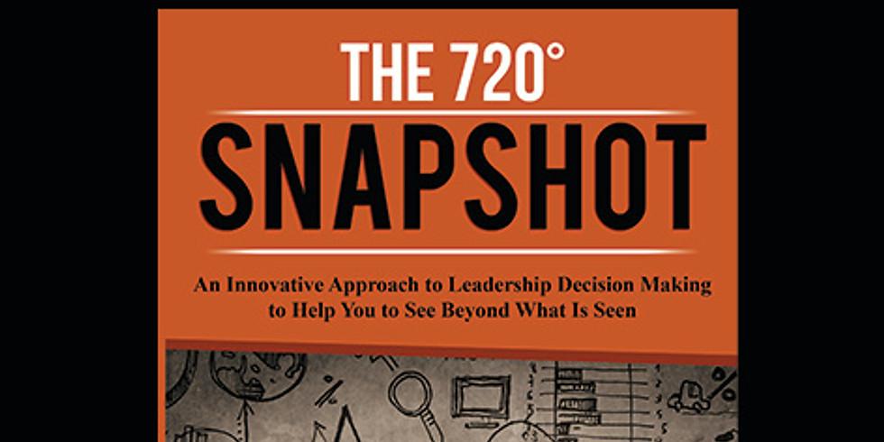 """""""720 Snapshot"""" Book Signing"""