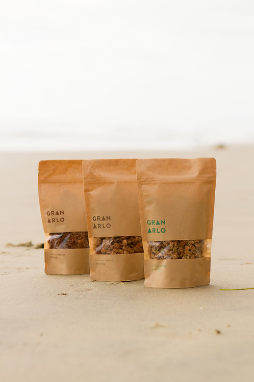 *NEW* GRANOLA LOVERS 8 OZ 3-PACK ASSORTED
