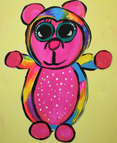 fuzzy-bear