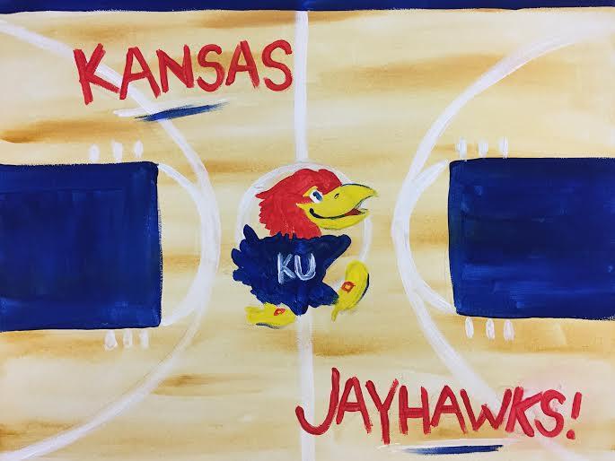 KU Basketball Court