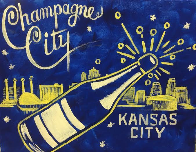 Champagne City