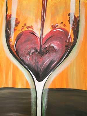 Heart-Wine