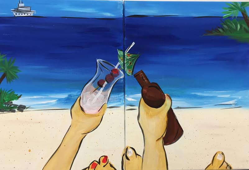 COUPLES BEACH