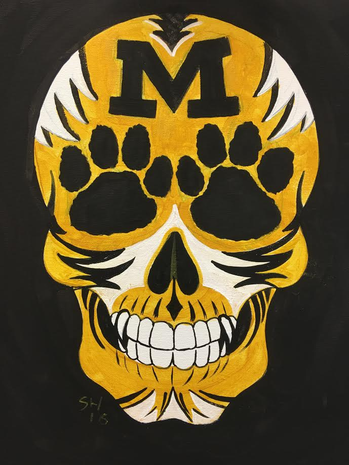 MU Sugar Skull
