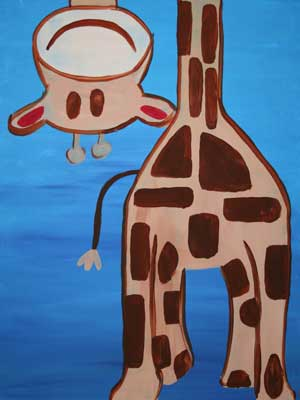 My-Pet-Giraffe