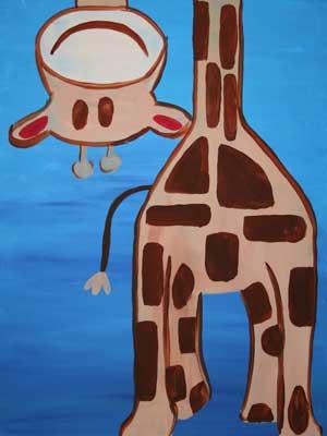 My-Pet-Giraffe