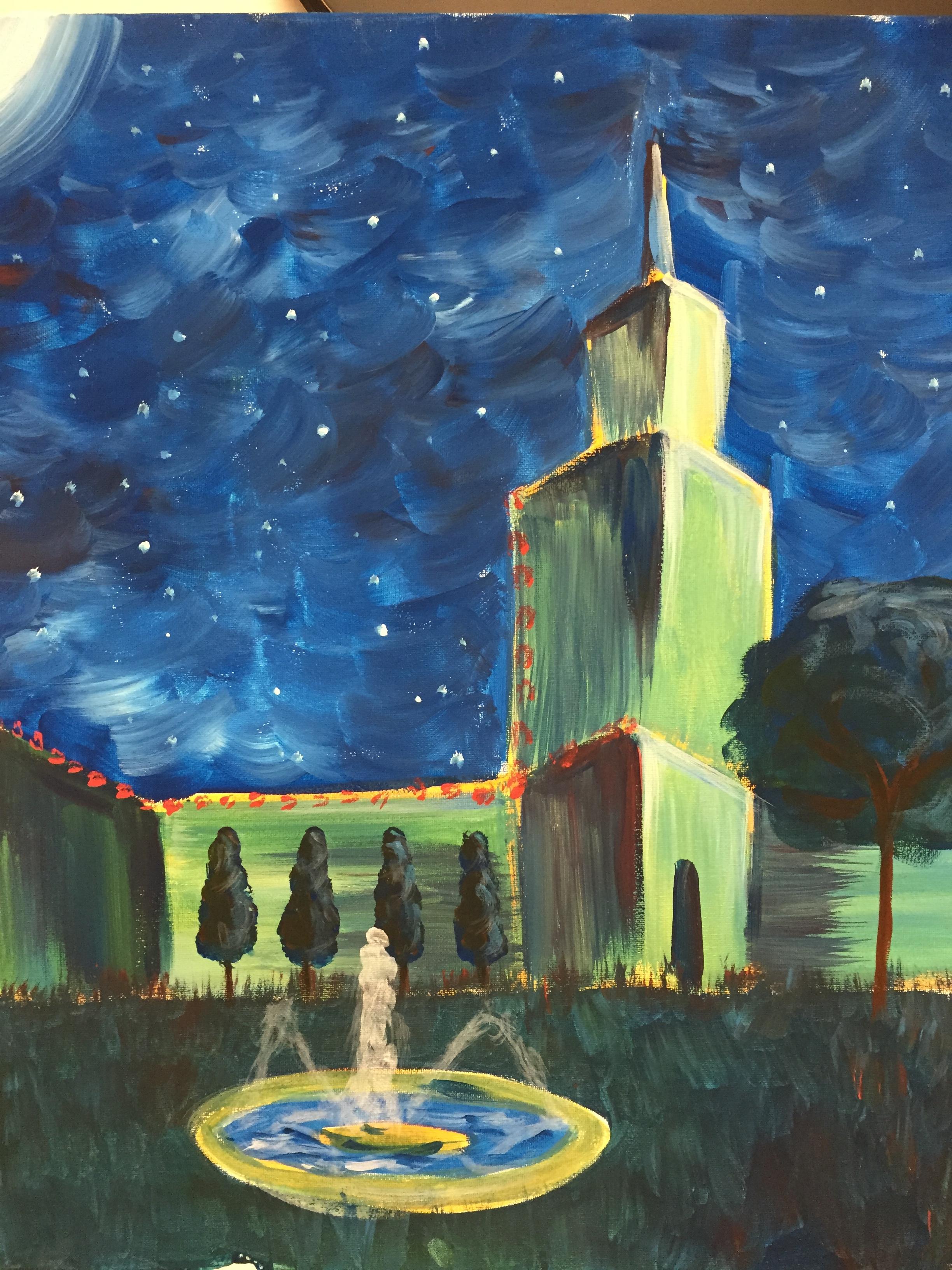 Midnight Plaza