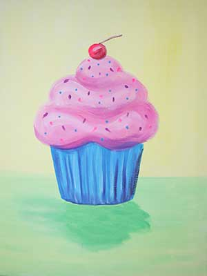 Cupcake-with-Cherry-on-Top
