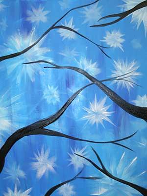 Snow-Flake-Tree