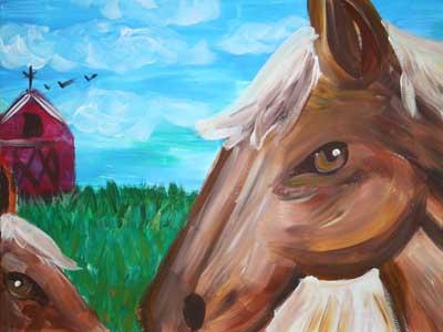 Horse-Dream