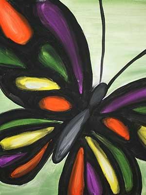 Butterfly-Away