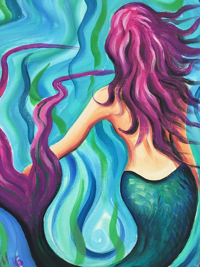Majestical Mermaid