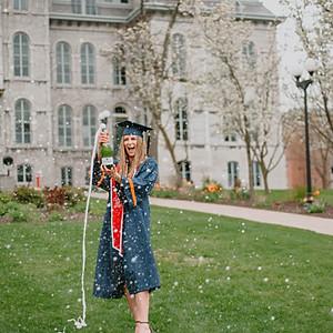 Syracuse University Graduation