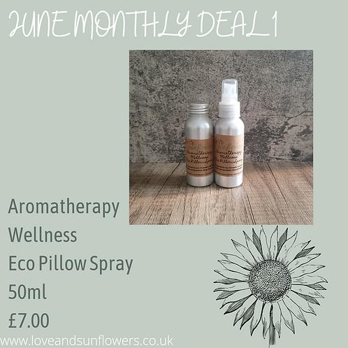 June Deal 1- 50ml Eco Pillow Spray