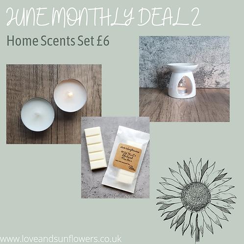 June Deal 2- Home Scents Set