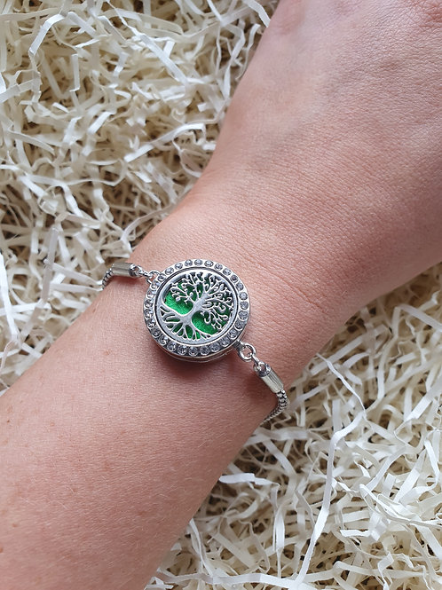 Aromatherapy Wellness Diffuser Bracelet