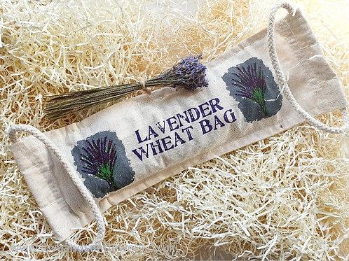Natural Cotton Wheat Bag