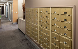 Secured Mailboxes