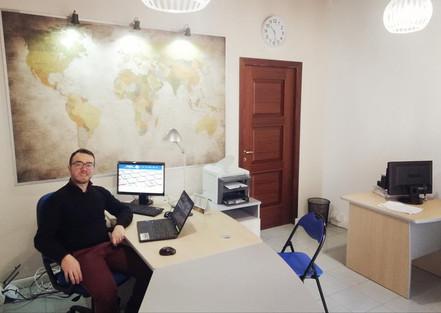 In Ufficio