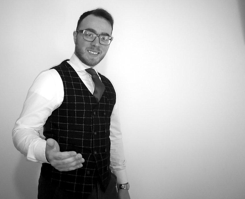 Giuseppe Giordano presentazione #cosedispin