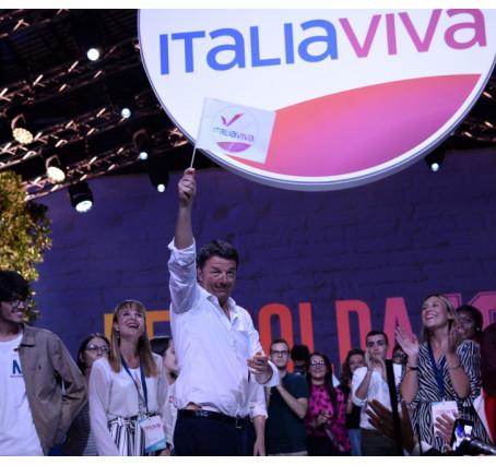 La Decima della Leopolda, la Prima di Italia Viva. Debutta il nuovo partito di Matteo Renzi