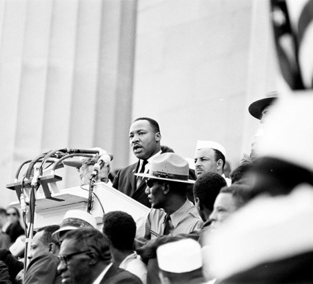 Martin Luther King e(') #cosedispin