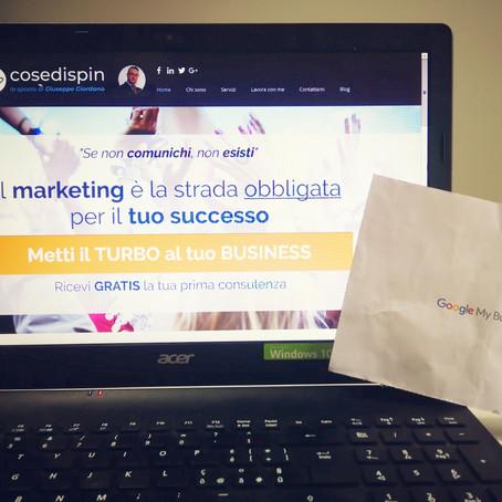 L'importanza di essere su Google My Business