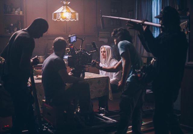 Último dia de filmagem é hoje! ☹️ #osegredodedaviofilme #osegredodedavi 2018 nos cinemas