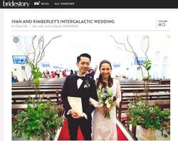 Kimberley & Ivan's Wedding