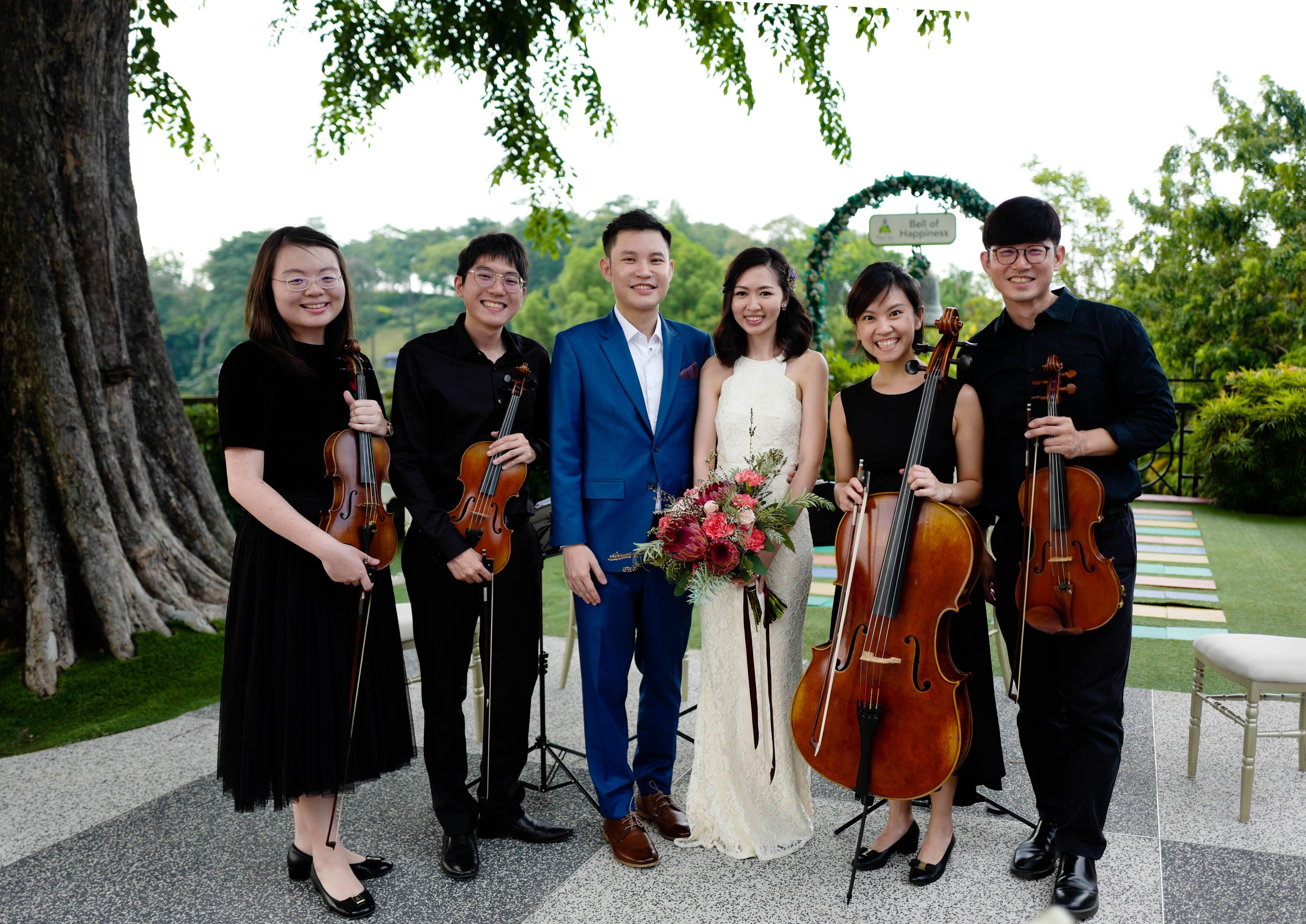 Wye Huong & Chao Yan's Wedding