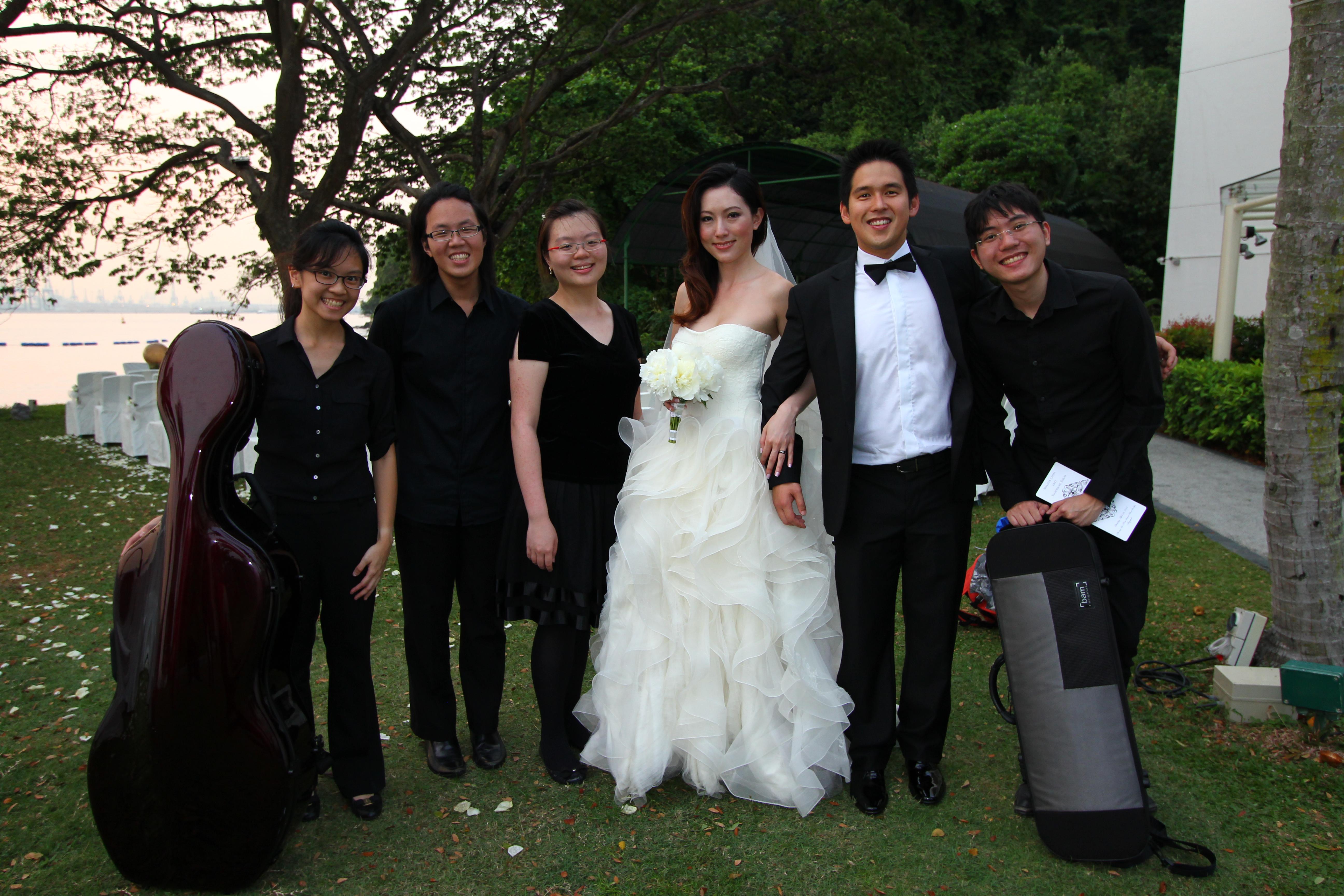 Tianxiang & Melissa's Wedding