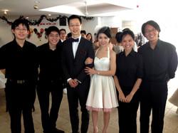 Daniel & Rachel's Wedding