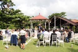 Claire & Yuey's Wedding