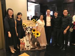 Jessica & Wei Peng's Wedding