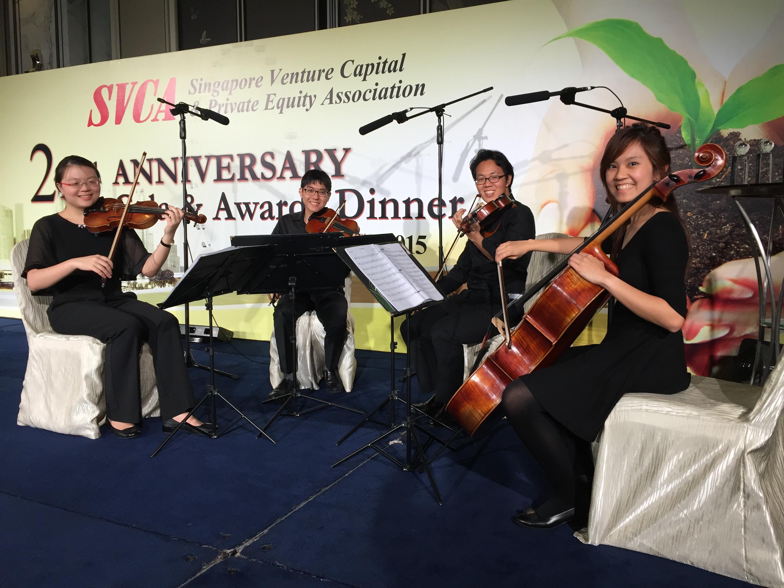 SVCA 23rd Anniversary Gala & Awards