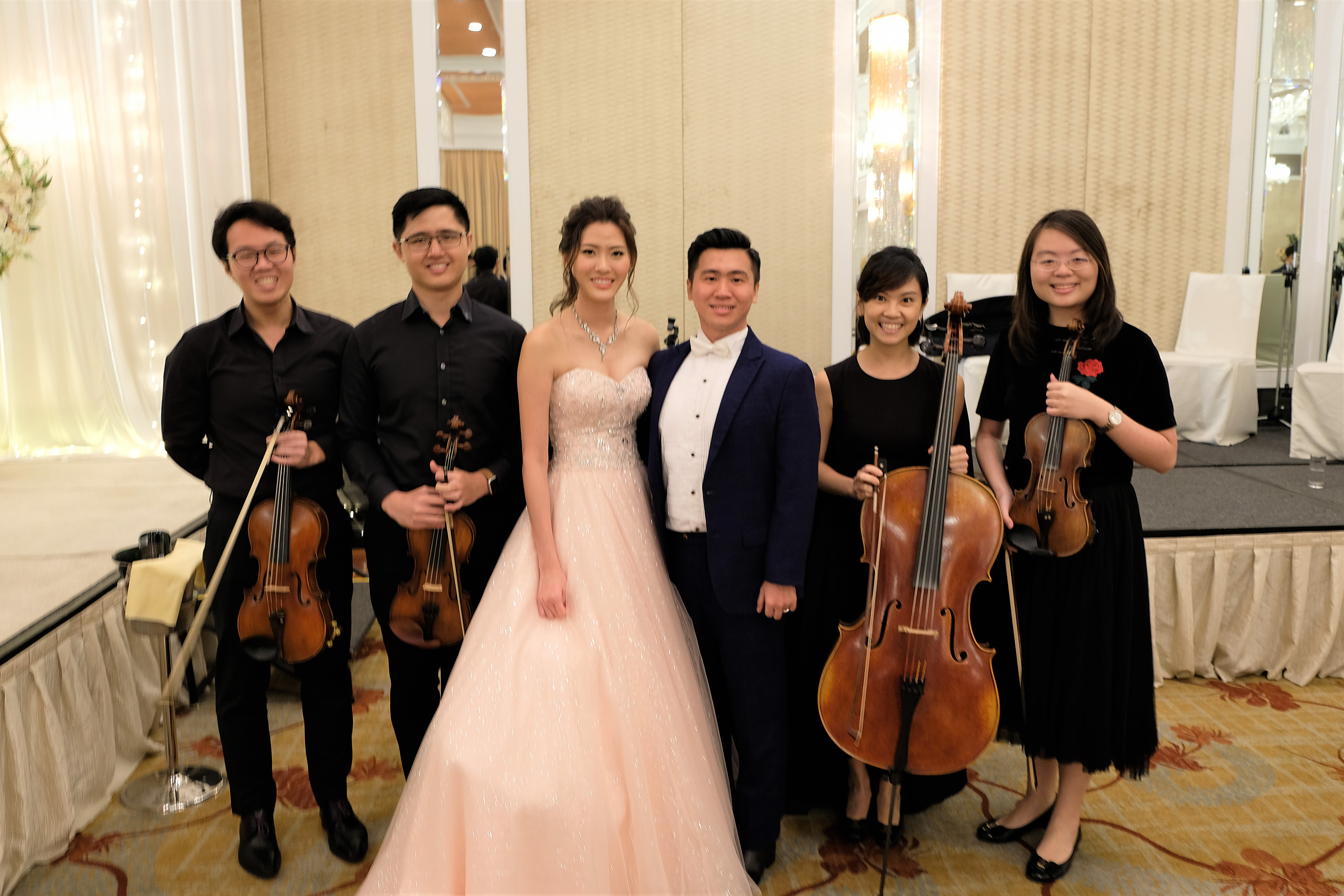 Jayson & Li Ping's Wedding