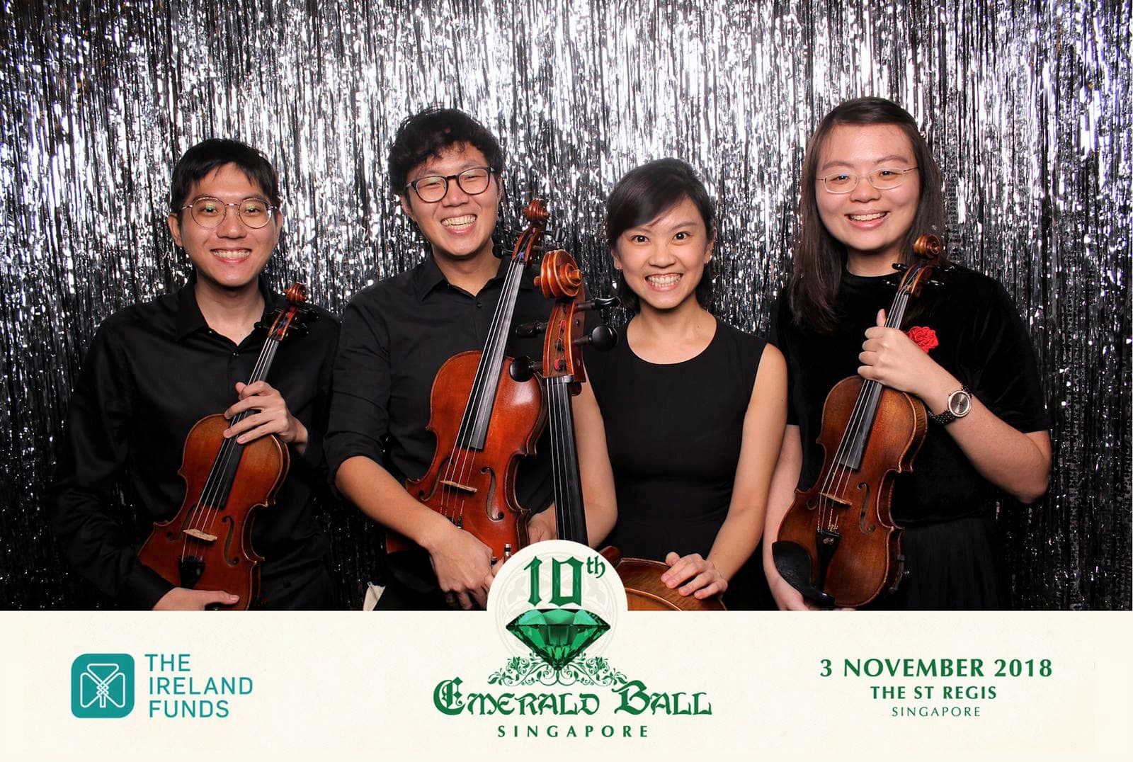 The Ireland Funds Emerald Ball 2018