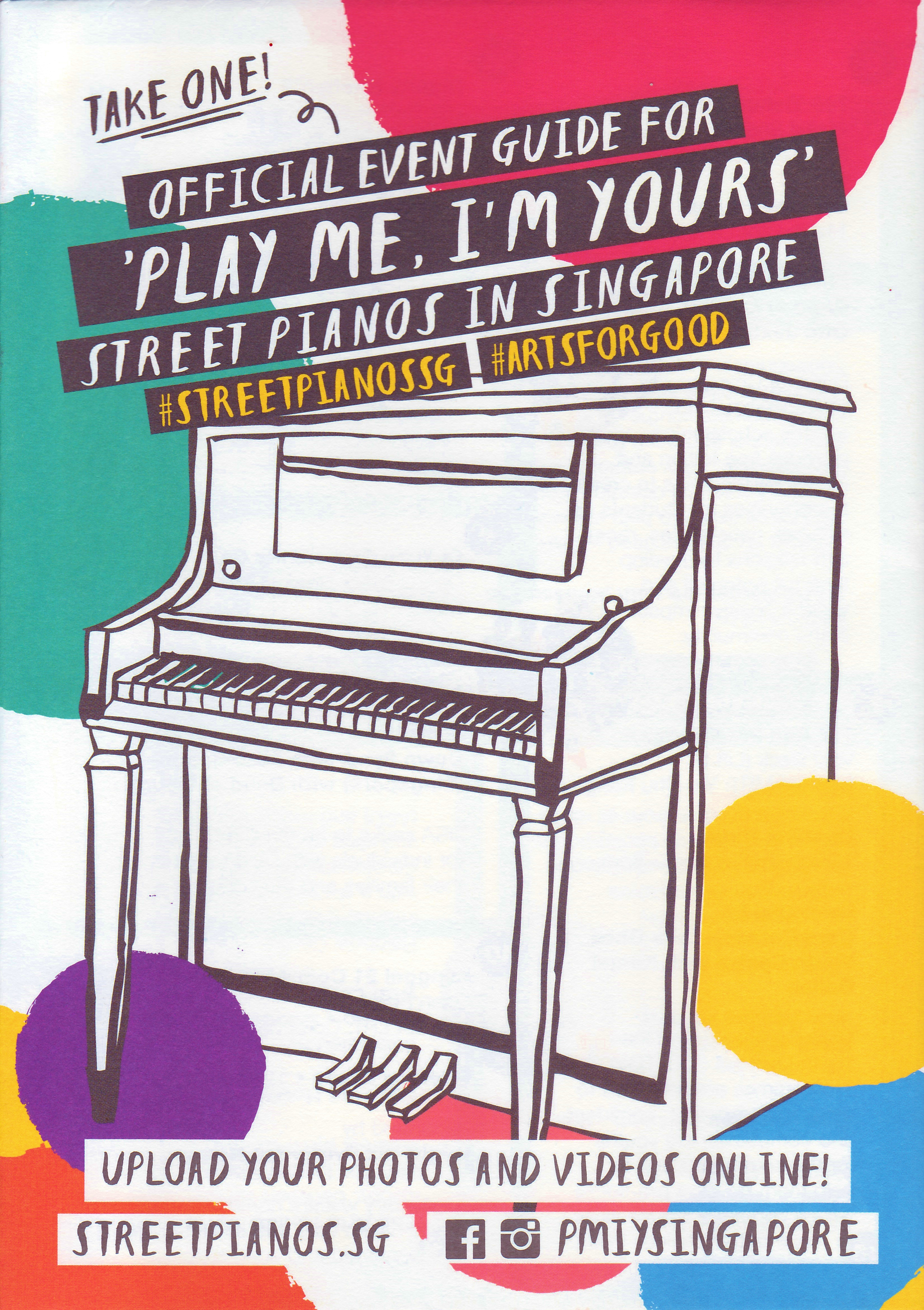 """Play Me, I'm Yours"""