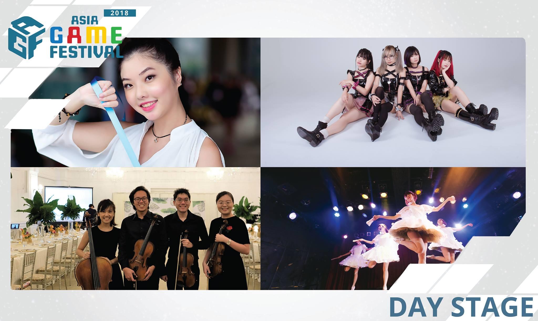 Asia GAME Festival 2018